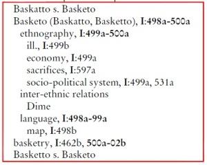 EAE Index Excerpt Basketo