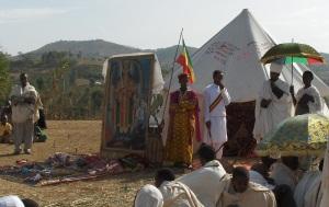 St Mikael's day in Bayo-Boraza-Borgalla (2009)