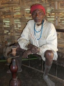 Yeddo (Religious leader of the Shiimina'-clan)